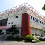 嘉定体育馆