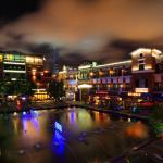 上海码头酒吧餐厅