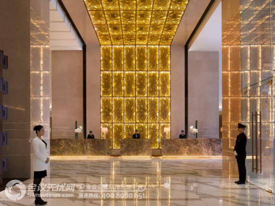 北京粤财JW万豪酒店(原北京珠三角JW万