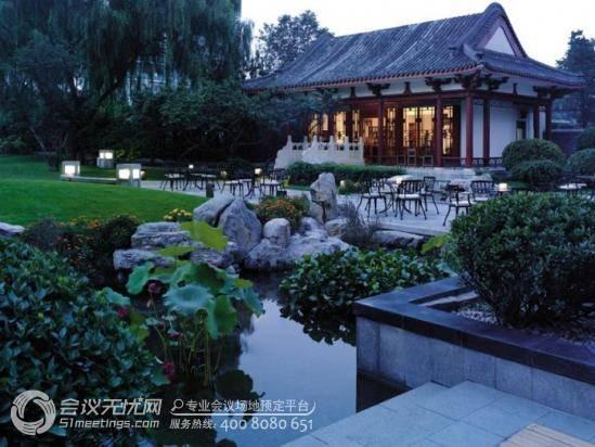 北京香格里拉饭店会议场地预订