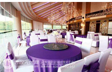 世纪紫澜会馆团体宴会预定